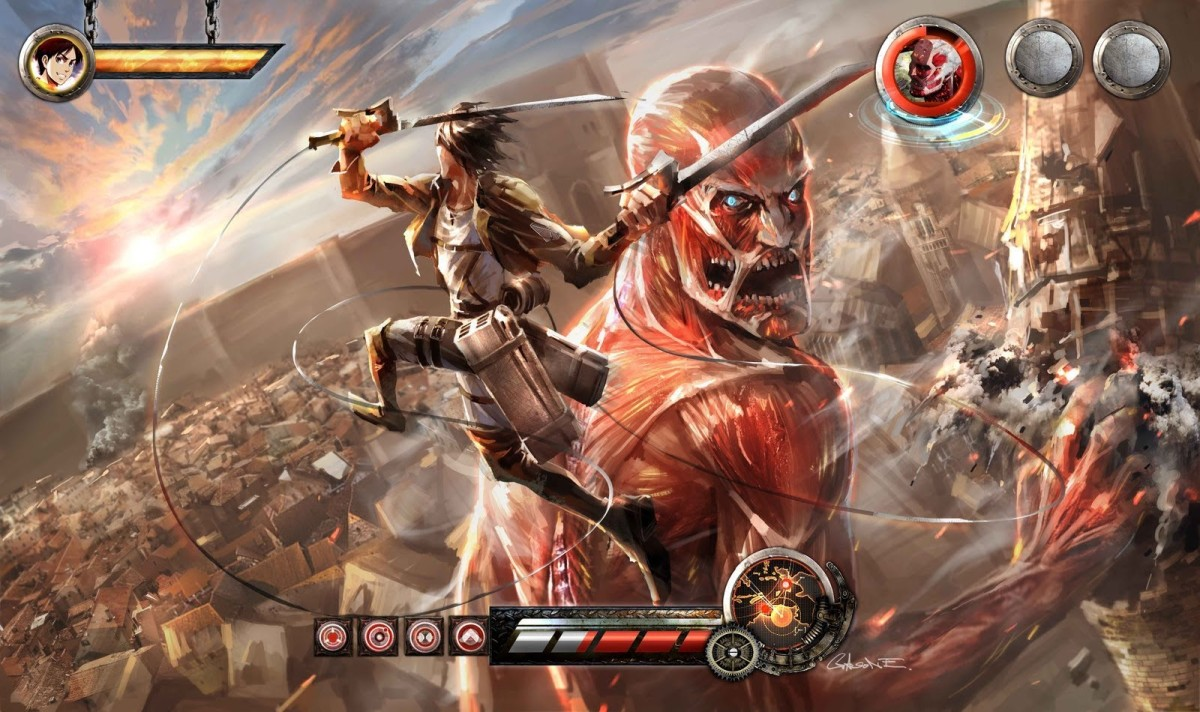 Attack on Titan 2 game set for release early2018