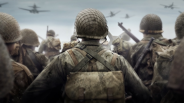Call of Duty: WWII Private Beta intelreleased