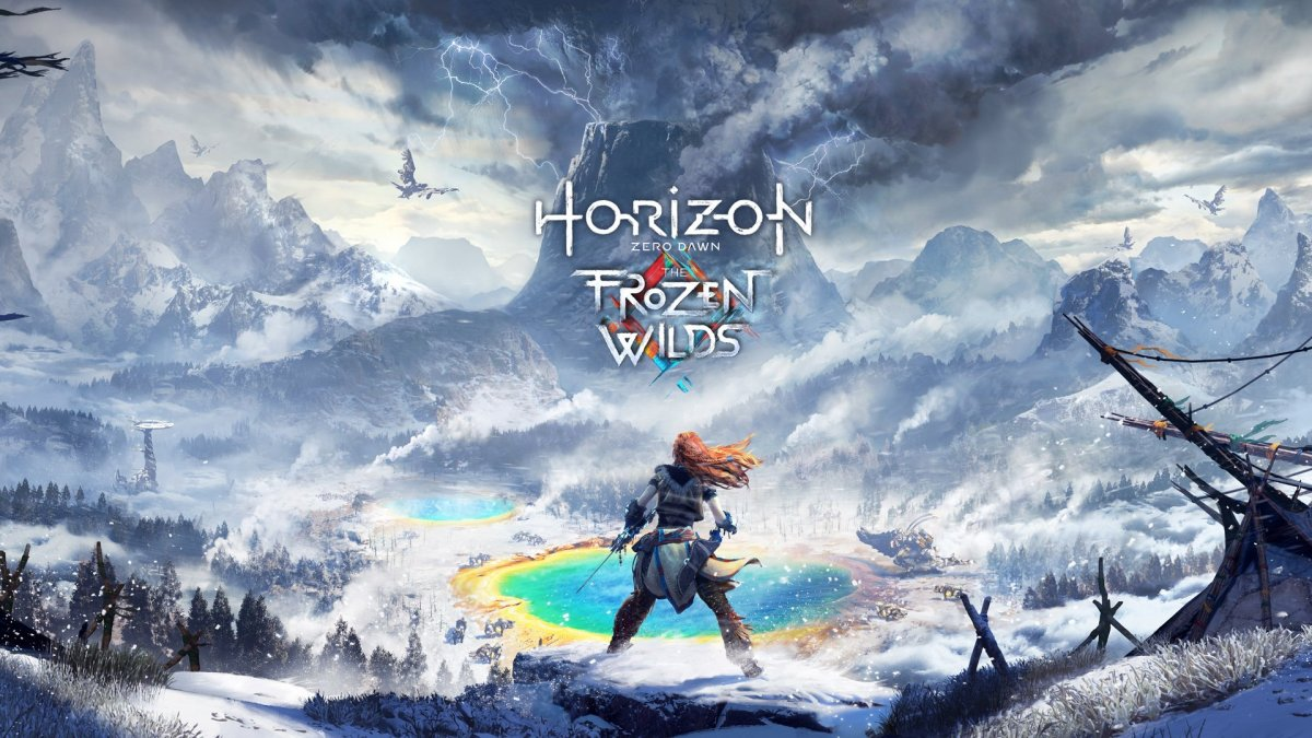Horizon Zero Dawn: The Frozen Wilds release announced