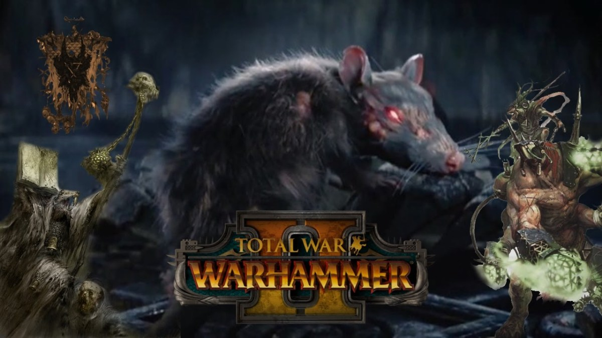 Fan favourite Skaven race added to Total War: Warhammer II