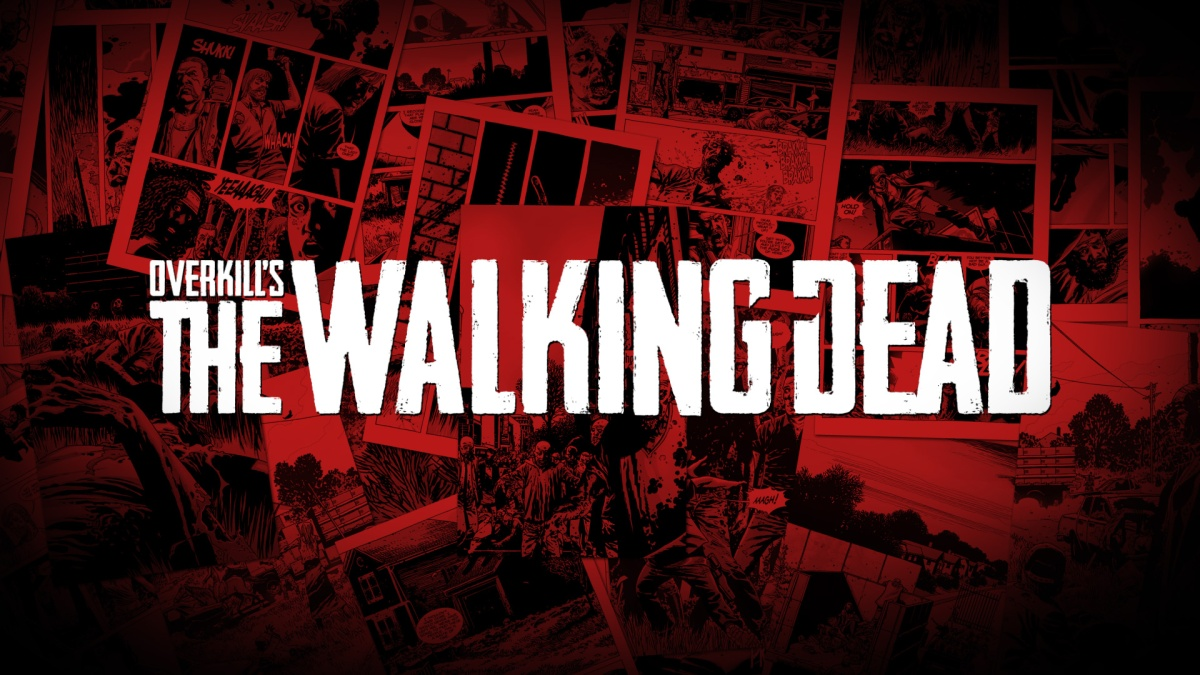 OVERKILL's The Walking Dead will be co-op focused