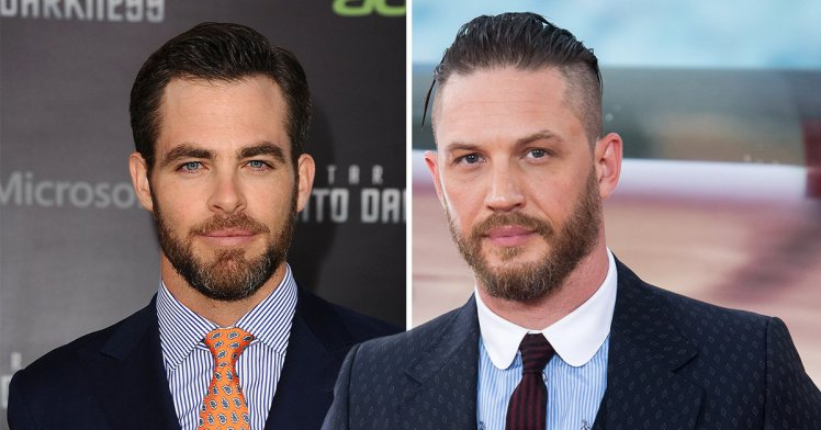 Call of Duty movie linked to Tom Hardy and Chris Pine
