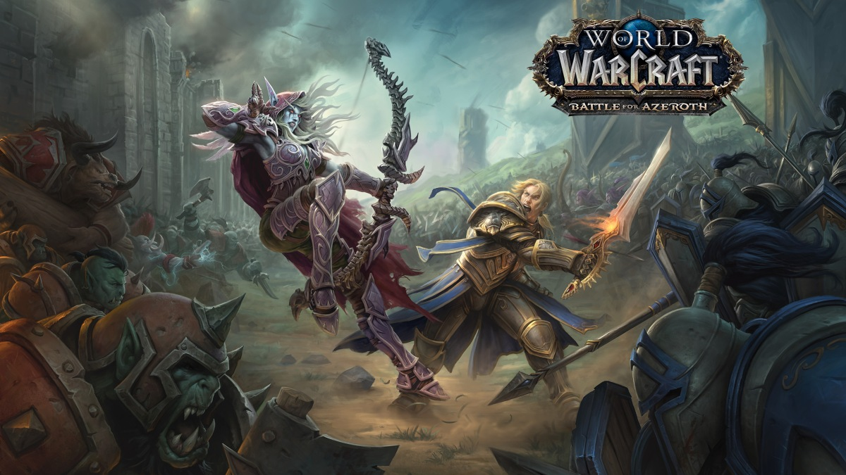 World of Warcraft: Battle for Azeroth coming this summer!
