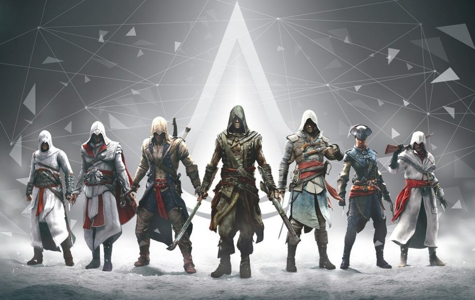 Next Assassin's Creed might take place in ancient Greece