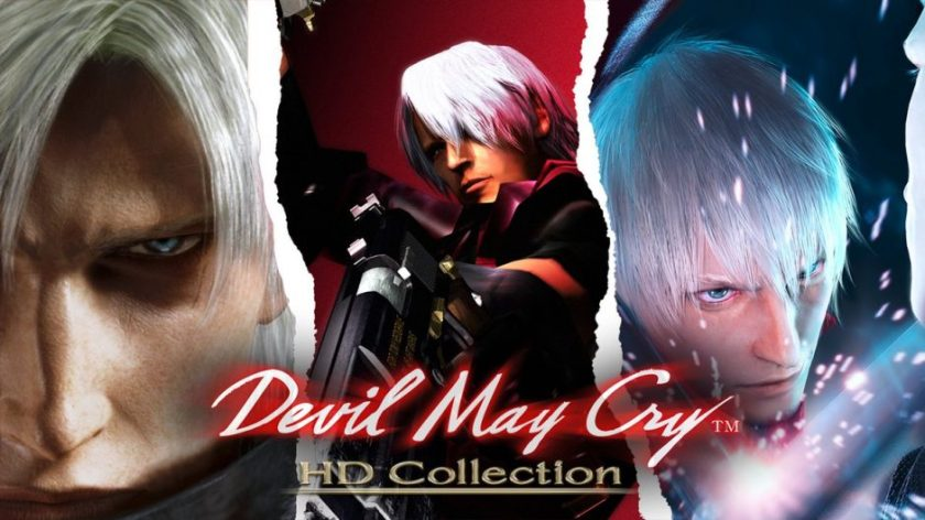 Weak Gaming Devil May Cry HD Collection