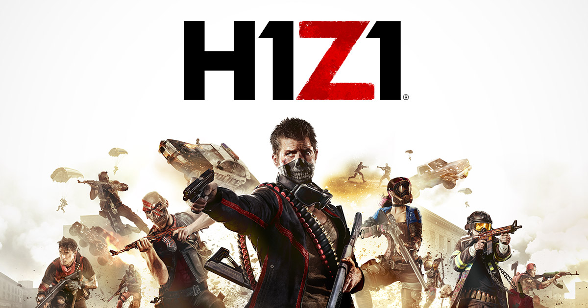 H1Z1 coming to PS4 this month!