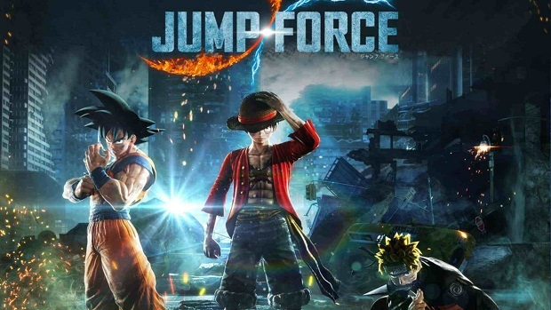 More characters confirmed for JumpForce