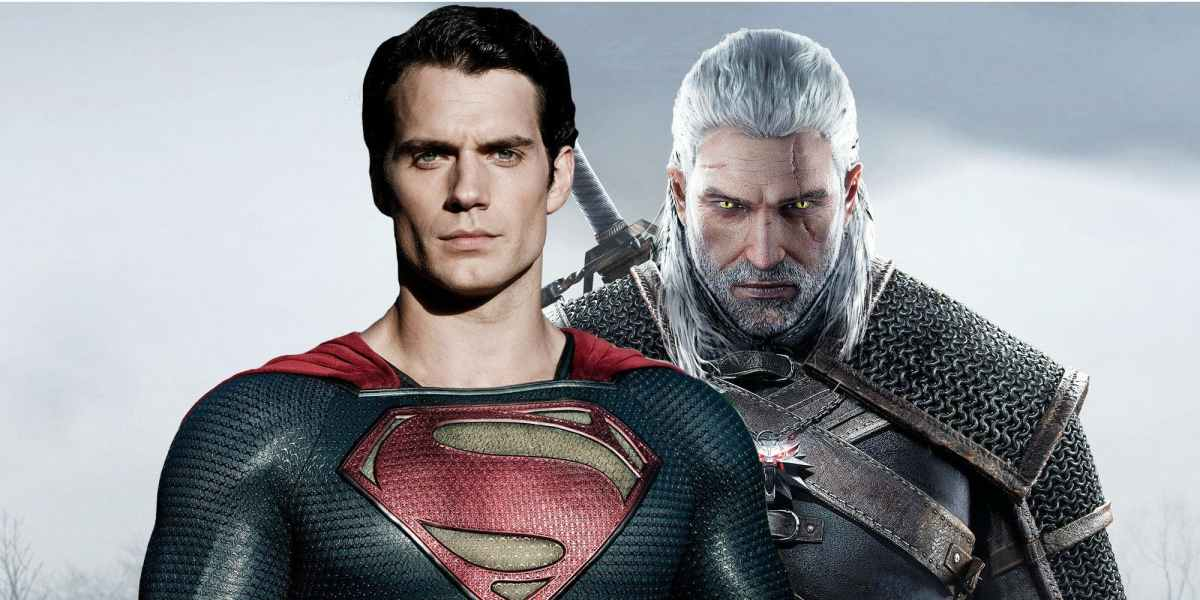 Henry Cavill casted for Netflix's TheWitcher