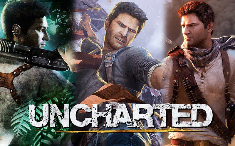 Uncharted movie picking uppace